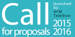 Call for proposals 2015