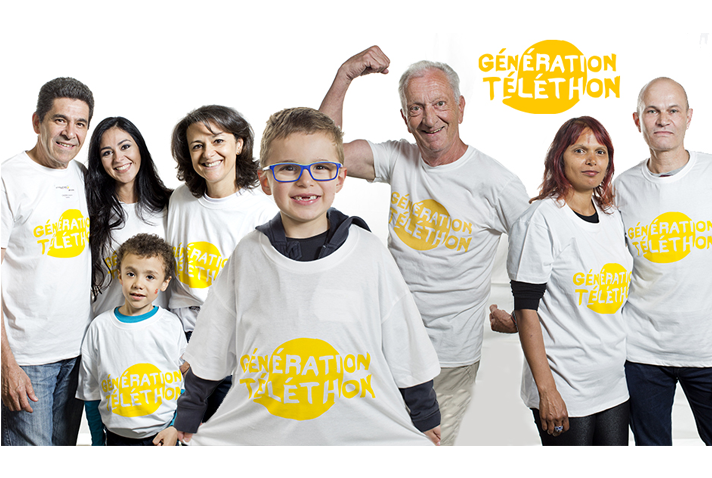 Illustration for article: Take part in Génération Téléthon