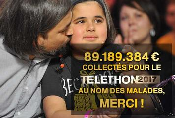 Illustration for news: The 31th Telethon edition reaches a final collection of 89,189,384 euros
