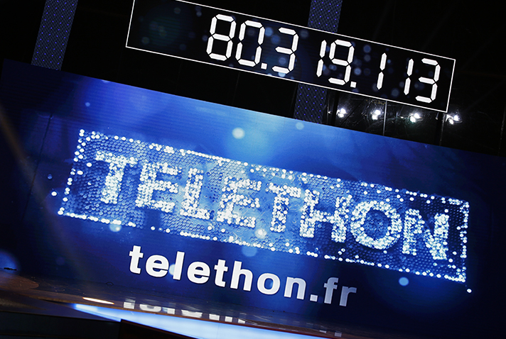 "Illustration for article: ""This 30th Telethon launches a generation of finders!"""