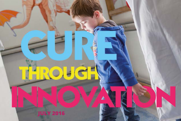 Illustration for article: Cure through innovation 2016 is now available online